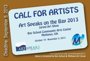 Art Speaks Ad