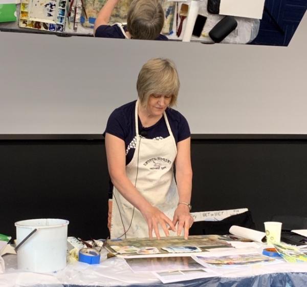 Sheridan Workshop 1