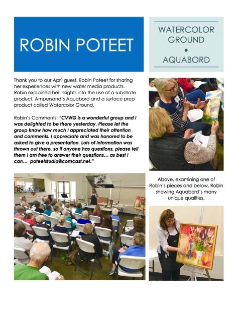 Robin Poteet Demo