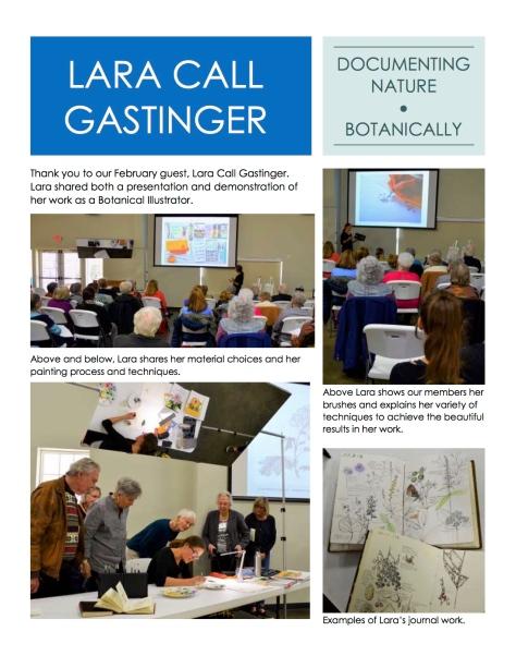 Lara Gastinger Presentation