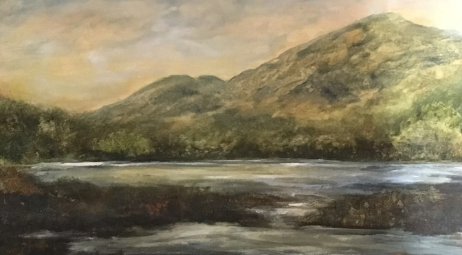 """Landscape Meditations""– a Showing by Member Jane Matthews"