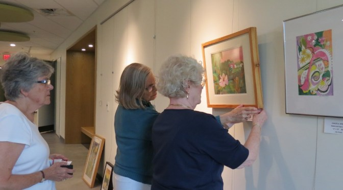 Quick Action Needed: Women in Watercolor Juried Show